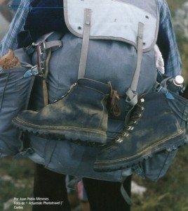 una mochila