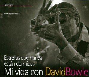 Mi vida con David Bowie