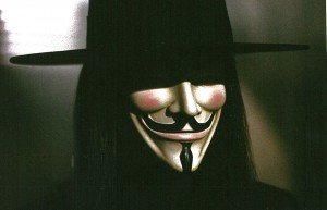 el conspirador y la mascara