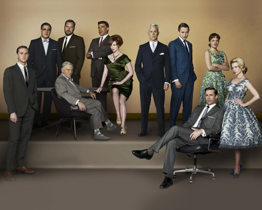 Mad Men: el secreto de la felicidad - Revista Mundo Diners