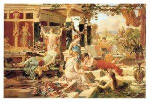 baño-griego