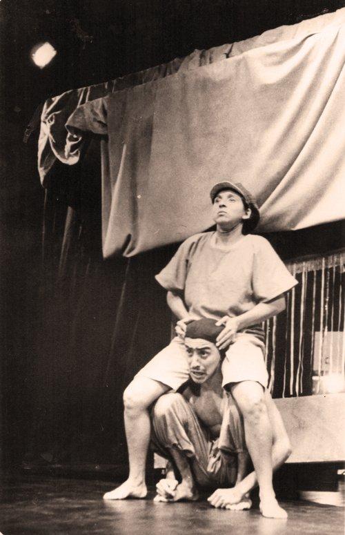 La Trinchera, 1990. El cuco de los sueños. Autores, Arístides Vargas y Raymundo Zambrano.