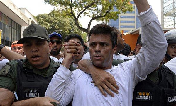 Leopoldo López se ha convertido en el símbolo de los presos políticos de las nuevas dictaduras latinoamericanas.