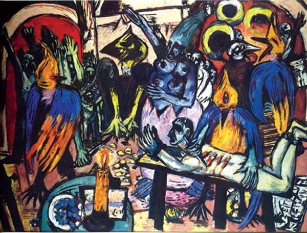 Bird's-Hell, 1938.