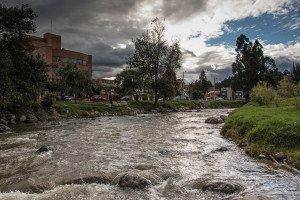 Biocorredor río Yanuncay.