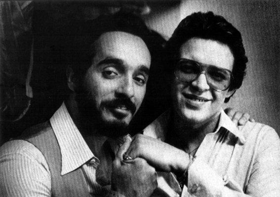 Los Chicos Malos, como les llamaban en sus inicios, Héctor Lavoe y Willie Colón.