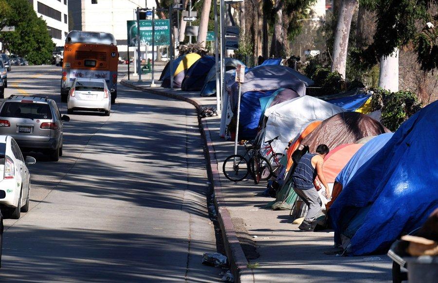 Unos 23 000 de los más de 50 000 homeless contabilizados duermen en las calles, varios de ellos por su propia voluntad. Para sacar a todos los homeless de la calle se necesitarían aproximadamente 657 millones de dólares.