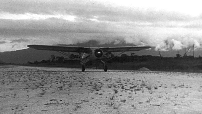 Uno se los primeros aviones Norseman con los que operó la compañía en el Oriente (Fotografía: Cortesía Liliana Ruales).