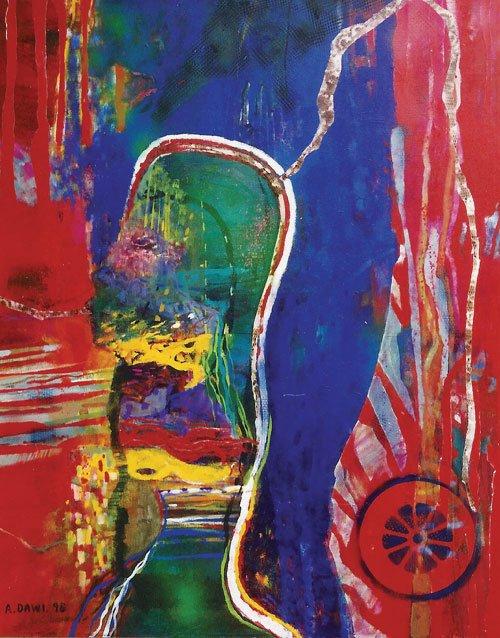 Afrorueda, 1998.
