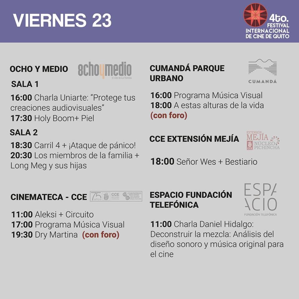 Festival Cine- 1