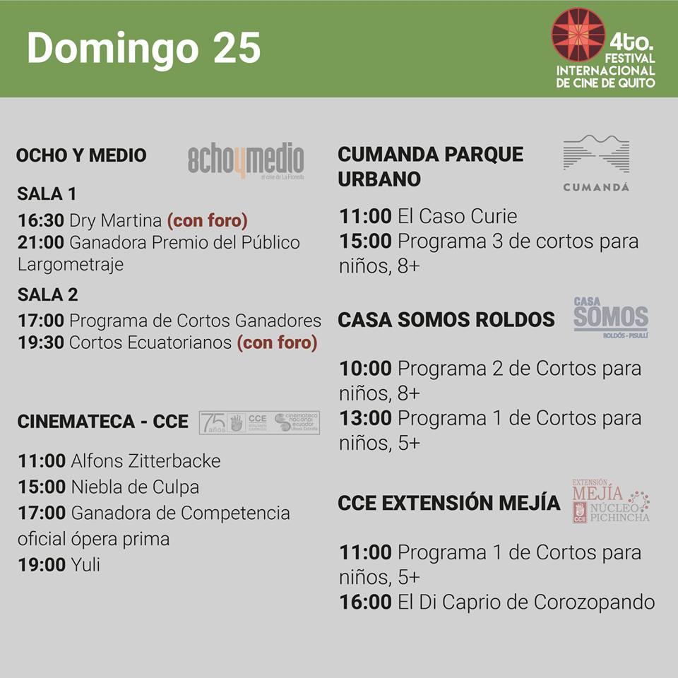 Festival Cine- 3