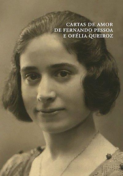 Portada de Cartas de amor de Fernando Pessoa y Ofelia Queiroz.