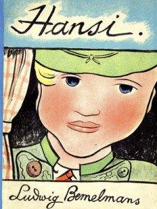 Hansi, su primer libro infantil.