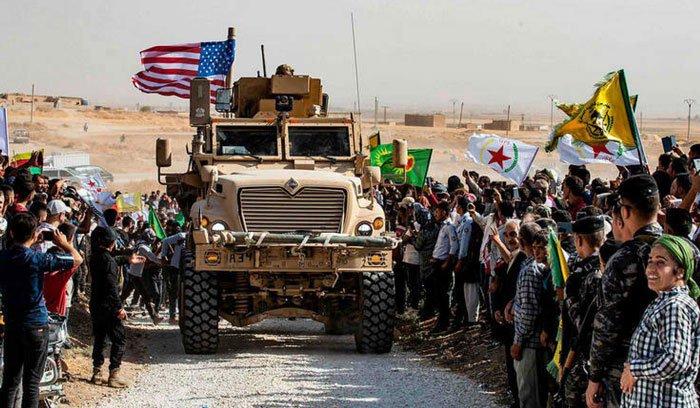 """La ONU afirmó por su lado este octubre que se preparaba """"para lo peor"""" en el norte de Siria, después de la retirada de los Estados Unidos y su anuencia ante una intervención militar turca."""